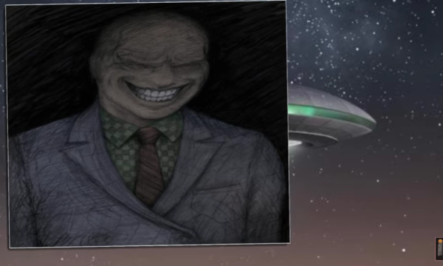 The Grinning Man A UFO Story [VIDEO]