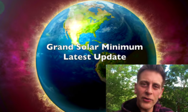 Grand Solar Minimum | Latest 'Update' [VIDEO]