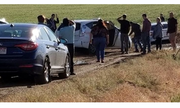 Nearly 100 Cars Got Stuck in a Remote Field After Blindly Following GPS Route