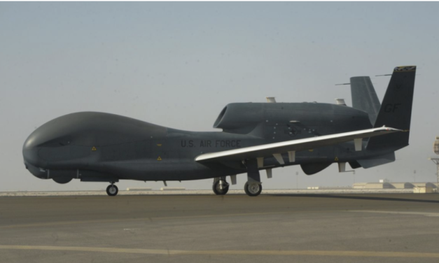 Before Iran Shot It Down, the US's $130M Drone Spied on the World