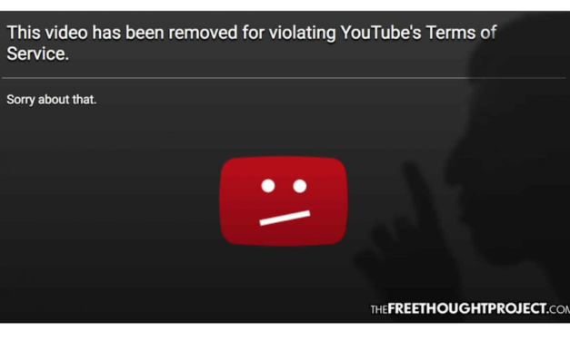 Google Deletes Videos Accusing It of Election Manipulation from YouTube… Which It Owns //  Execs Suddenly Go Into Hiding