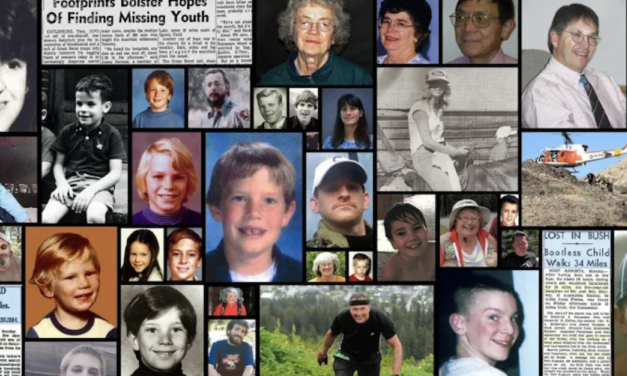 Missing 411 – Examining Unexplained Disappearances In The Wilderness of North America