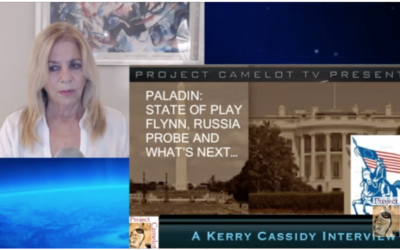PALADIN on Project Camelot: THE STATE OF PLAY, FLYNN AND WHAT'S NEXT [VIDEO]