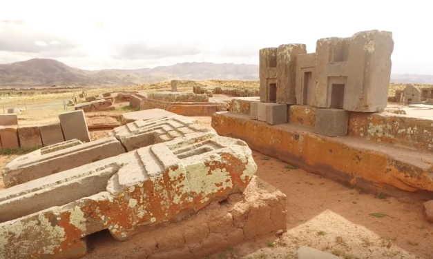 The Ancient Enigmas of Puma Punku and Tihuanaco [VIDEO]