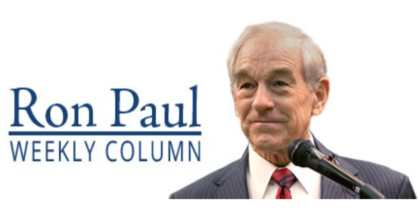 Ron Paul: The War Crimes That Don't Get Punished