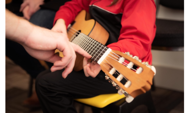 Study: Students Who Play Instruments, Take Music Classes Have Better Grades Than Peers