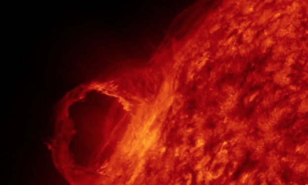 """Rare """"Superflares' Could One Day Threaten Earth"""