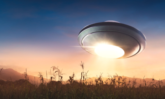 And Just Like That, UFOs Are Real In The Mainstream