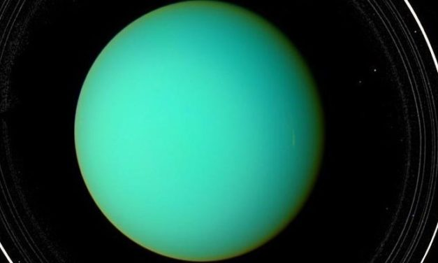 Stunning New Pics Reveal The Rings of Uranus Are Like Nothing Else in The Solar System