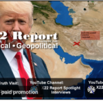 X 22 Report: Blacksite Dismantled, New Deal Coming, Boom [VIDEO]