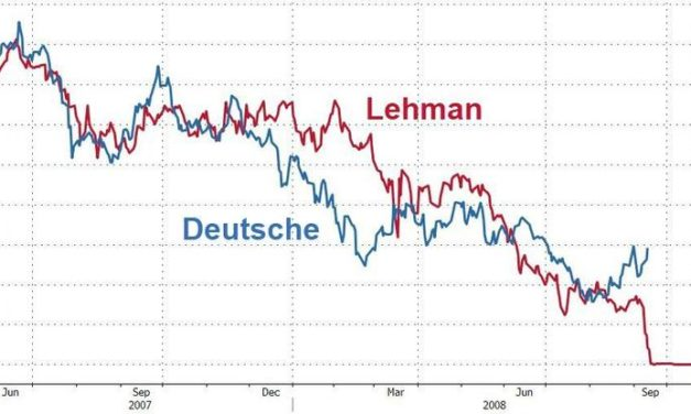 Bank Run: Deutsche Bank Clients Are Pulling $1 Billion A Day