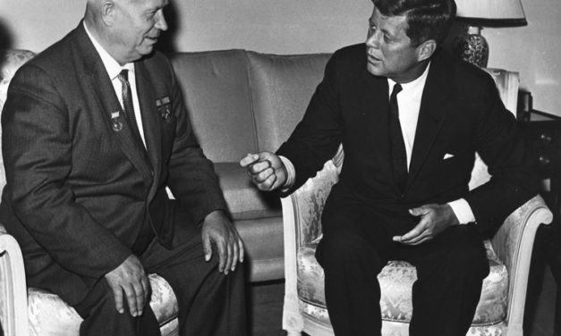 President Kennedy Secretly Offered to Partner with Soviet Union on Moon Mission