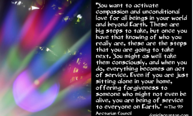 Shifting from Ego to Higher Self ∞The 9D Arcturian Council