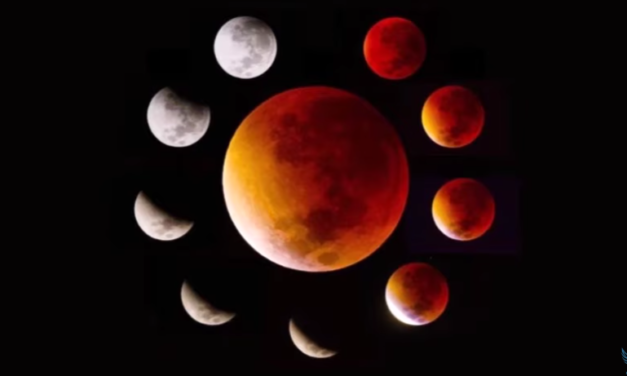 5 Things You Should Know About The Full Moon Eclipse July 16th, 2019