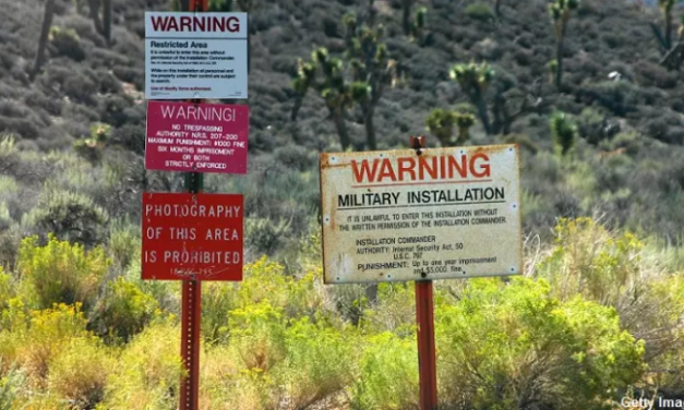 Air Force Responds to 'Storm Area 51' Plan