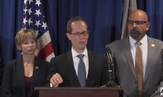 Charges in US painkiller probe announced in Ohio [VIDEO]