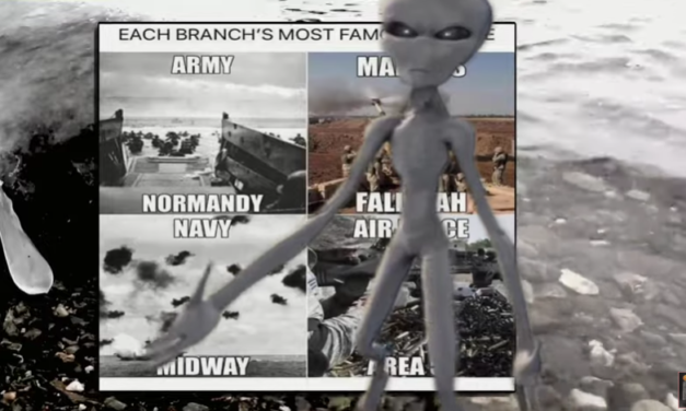 UFO CRYPTID and PARANORMAL News (Area 51 special) [VIDEO]