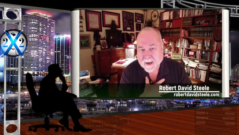 Arrests Must Be Made Before The Election, They Have To:Robert David Steele [VIDEO]