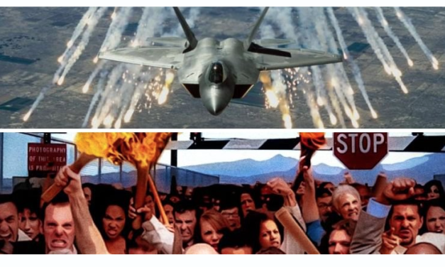 """US Air Force """"Stands Ready to Protect"""" Area 51 From Over a Million People"""