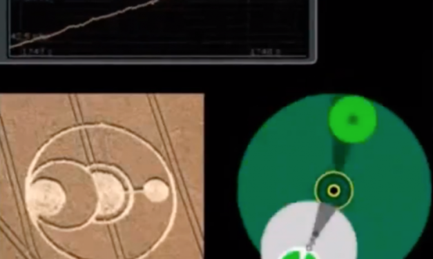Italian inventor believes crop circles are models for generating free energy
