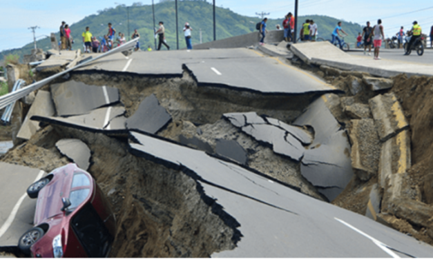 WHAT TO DO IF AN EARTHQUAKE HITS WHILE YOU ARE INDOORS: AN AT HOME EMERGENCY KIT