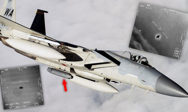U.S. Fighter Jets Are About To Get Infrared Sensors That Could Be Huge For UFO Reporting