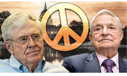 Koch and Soros Team Up For World Peace! WTF? [VIDEO]