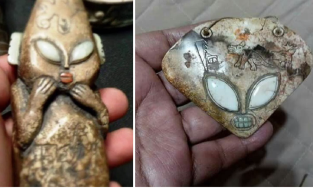 Victor Camacho Reveals Forbidden Extraterrestrial Archaeology From Mexico