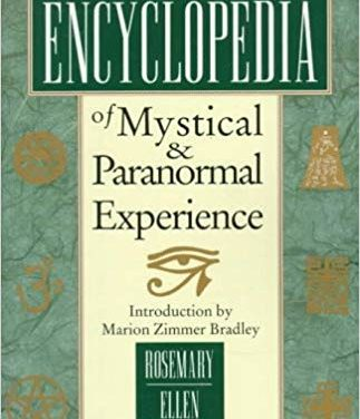 In Memory of Paranormal Author Rosemary Ellen Guiley