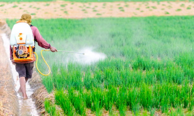 Pesticide Exposure Linked To Teen Depression In Agricultural Communities