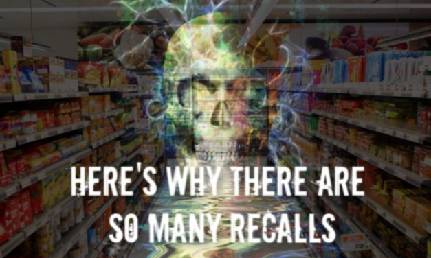 Here's Why There Are So Many Food Recalls Lately