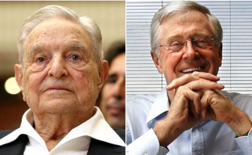 New Soros/Koch-Funded Think Tank Claims To Oppose US Forever War