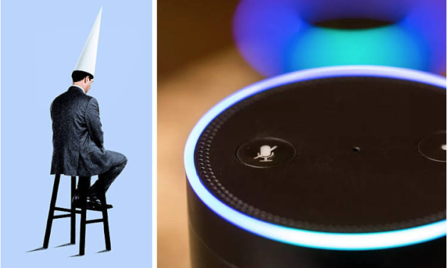 VOICE AI: DAWN OF THE REDUCTION OF HUMAN THINKING