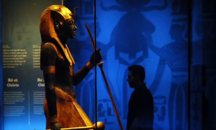 """King Tut's Sarcophagus Once Feared to be """"Cursed"""" to Undergo First Restoration in a Century"""