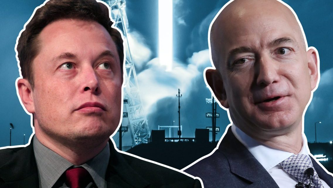 Here are some of the gaping holes in Elon Musk and Jeff Bezos' plans to conquer space