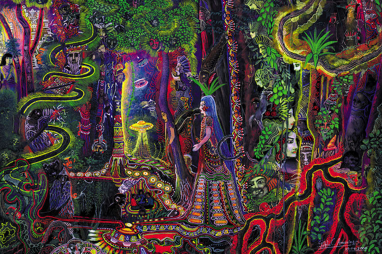 AYAHUASCA AND ANIMISM – A CURE FOR MODERN MATERIALISM?