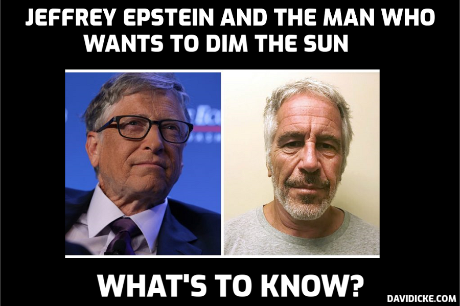 """Bill Gates Refuses to Explain Why He Flew on """"Lolita Express"""" With Jeffrey Epstein in 2013"""