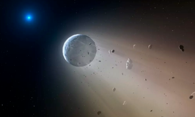 Dead planets send out zombie signals that can be heard on Earth