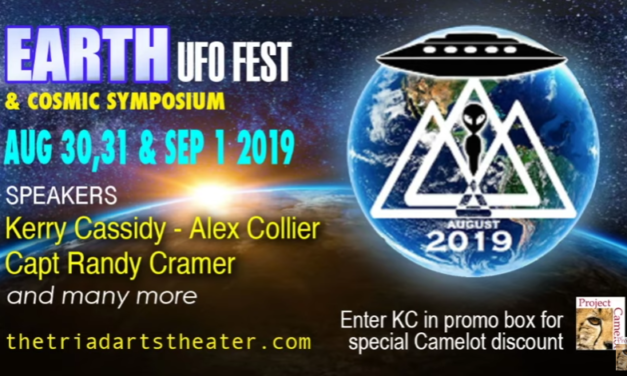 JAYNE CAMERON – EARTH UFO FESTIVAL & CONFERENCE [VIDEO]