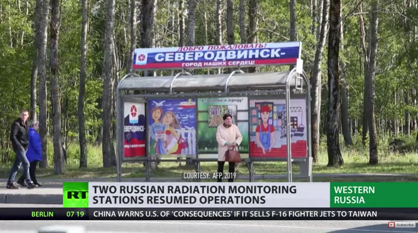 Western media suspicious as Russian nuclear monitoring sites go silent [VIDEO]