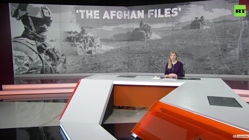 Whistleblower faces trial over leak on Australian army 'war crimes' in Afghanistan [VIDEO]