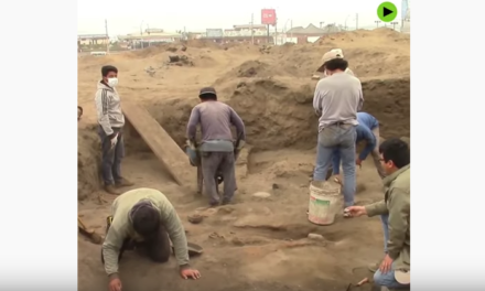 Over 200 skeletons unearthed at world's 'largest' child sacrifice site in Peru [VIDEO]