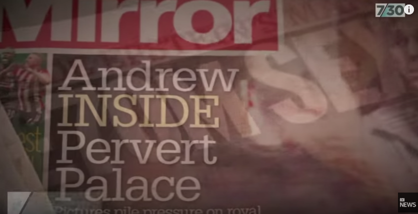 Prince Andrew allegations rocking the Royal family [VIDEO]