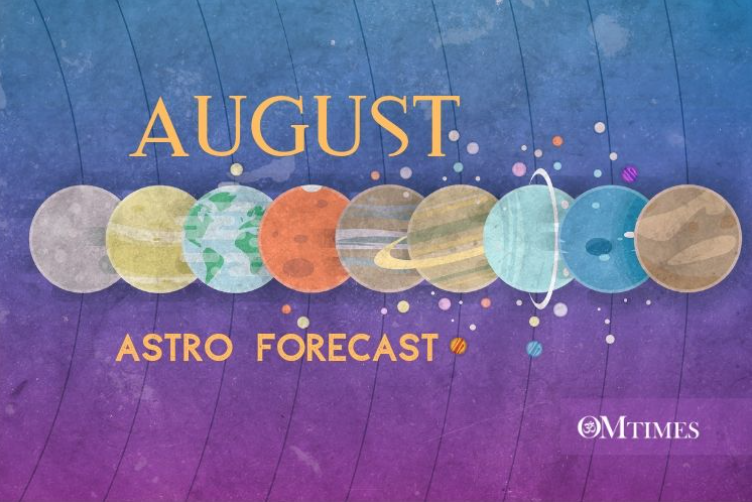 Astrology Forecast August 2019 – Jolts, Adjustments, and Expansion