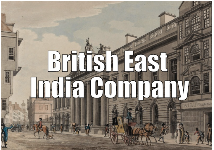 The British East India Company and the Deep State
