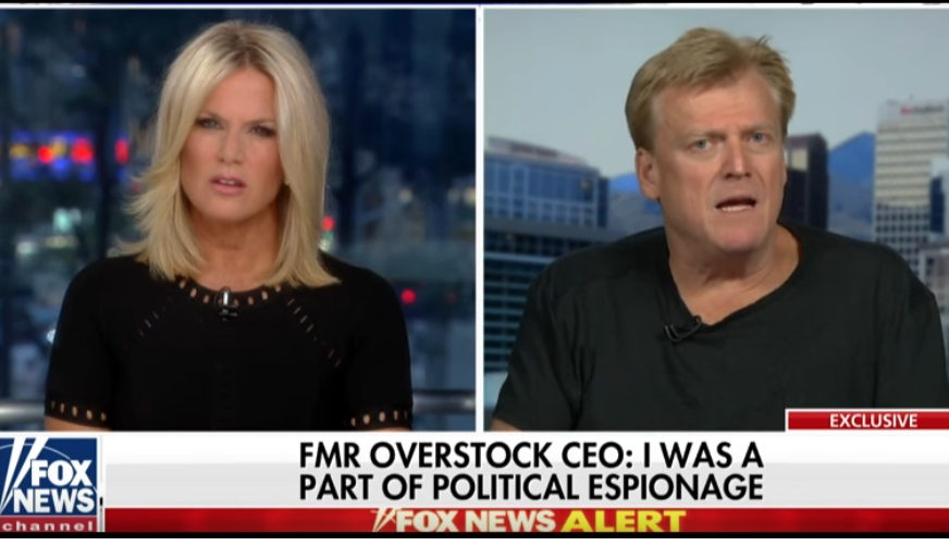 """Mired in the Deep State: Former Overstock CEO Patrick Byrne Describes His Relationship With """"Walking FISA Virus"""" Maria Butina: Several Commentators Weigh In"""