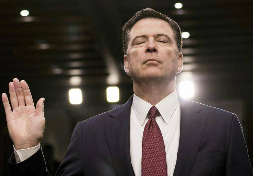 First Review of IG Report on James Comey Shows a Two-Tiered Justice System…