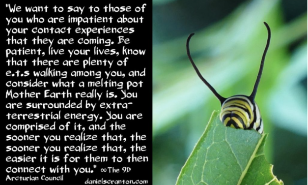 Personal E.T. Encounters ∞The 9D Arcturian Council