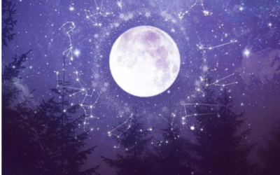 The Aquarius Full Moon: Seeing Ourselves More Clearly