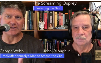 "George Webb and ""MacDuff"": Gehlen, Kissinger, Polish pilots, Cuba…Why AG Barr Cannot Be Trusted [VIDEO]"